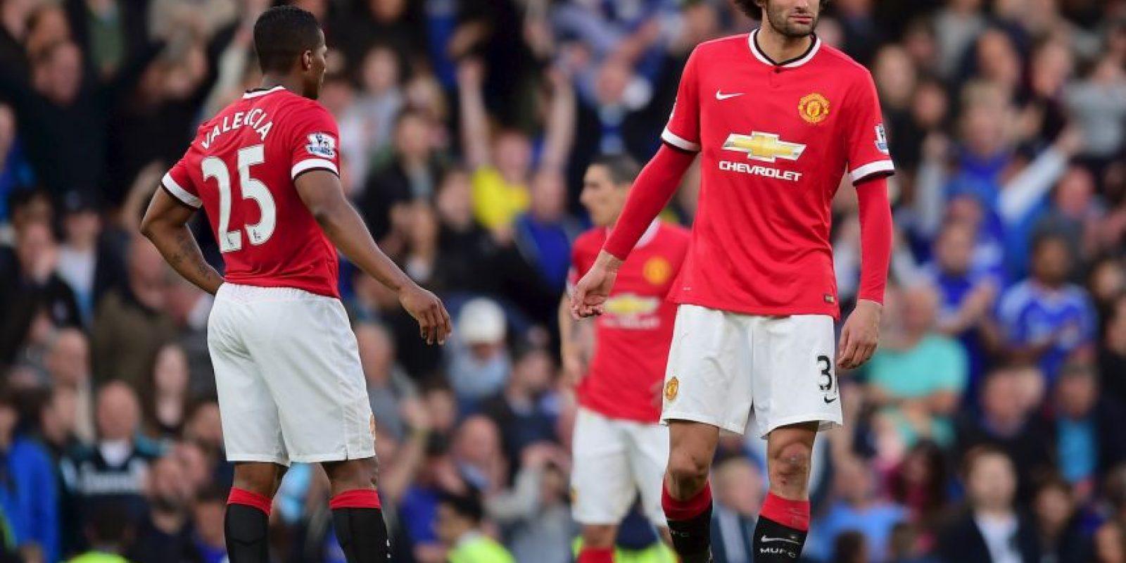 En 2013, llegó a Manchester United por 32 millones de euros. Foto:Getty Images