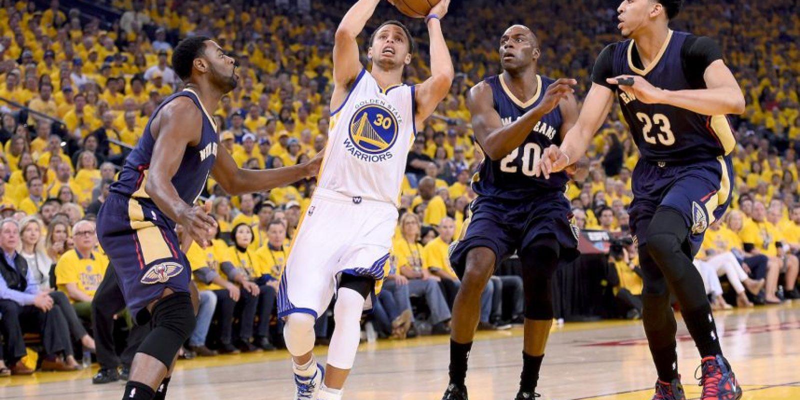 Es el segundo jugador de los Warriors que se vuelve MVP Foto:Getty Images