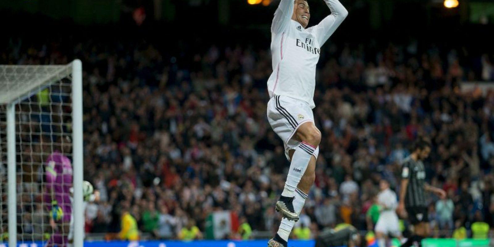 Las mejores celebraciones de CR7 Foto:Getty Images