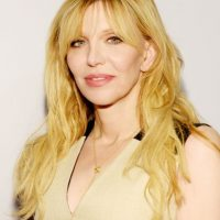 Courtney Love fue pareja del exlíder de Nirvana Foto: Getty Images