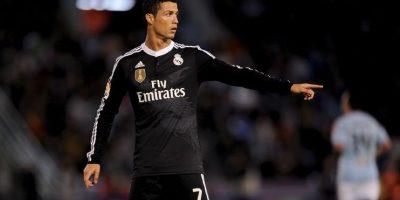 Cristiano Ronaldo se hace con el liderato de goleo en España