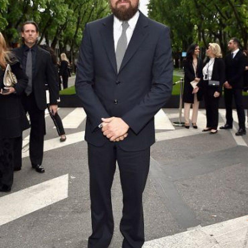 Ahora es uno de los actores más poderosos de Hollywood. Foto:vía Getty Images