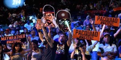 """En el video de la canción, """"Pacman"""" se muestra entrenando en las calles de su país natal acompañado de su gente. Foto:Getty Images"""