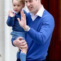El pasado 2 de mayo, el príncipe William de Inglaterra recibió a su segunda hija: Charlotte Elizabeth Diana. Foto:Getty Images