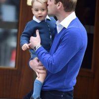 Es la segunda hija de los duques de Cambridge y la quinta bisnieta de la reina Isabel II. Foto:Getty Images