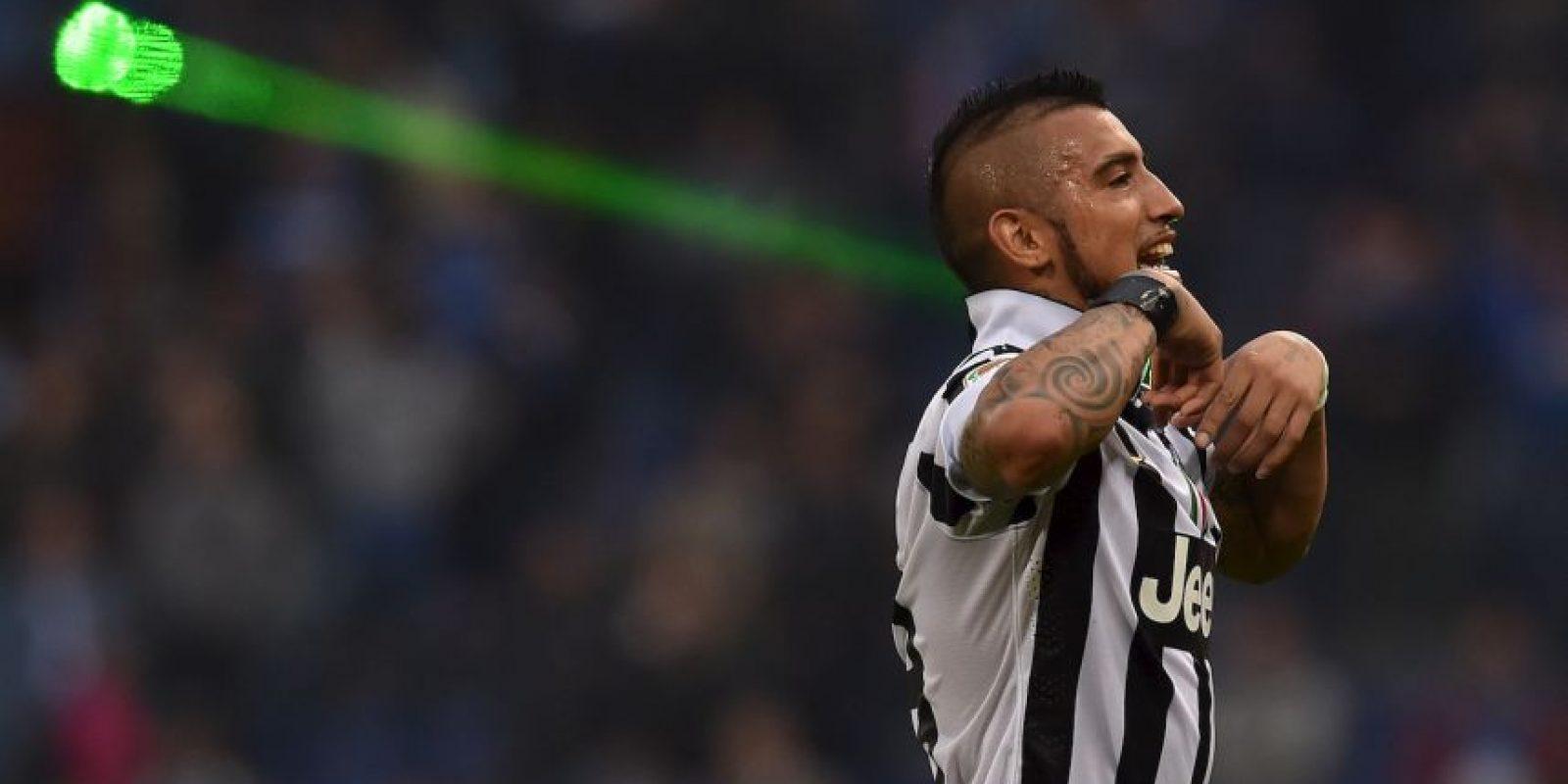 Antes del tetracampeonato, la Juventus ya tenía 27 Scudettos ganados en 1905, 1925-26, 1930-31, 1931-32, 1932-33, 1933-34, 1934-35, 1949-50, 1951-52, 1957-58… Foto:Getty Images