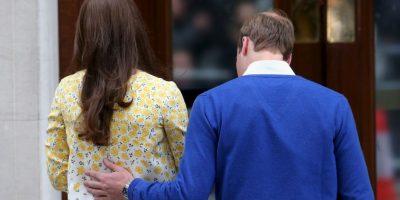 La pequeña fue llamada Charlotte Elizabeth Diana. Foto:Getty Images