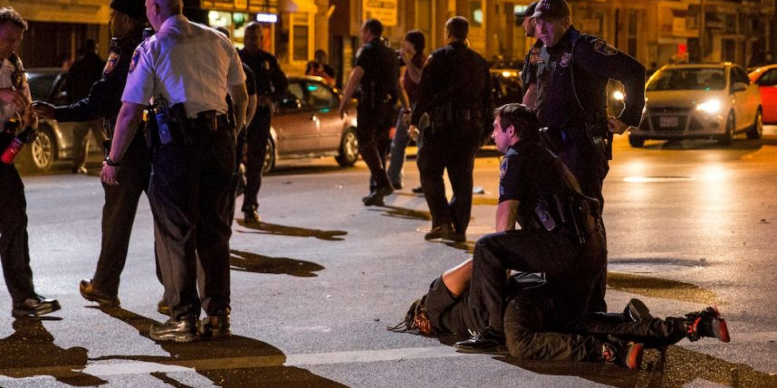 Según, la alcaldesa Stephanie Rawlings-Blake, la población se ha tranquilizado Foto:Getty Images