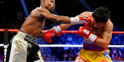 """Floyd Mayweather conectó más golpes que Manny Pacquiao en la """"Pelea del Siglo"""""""
