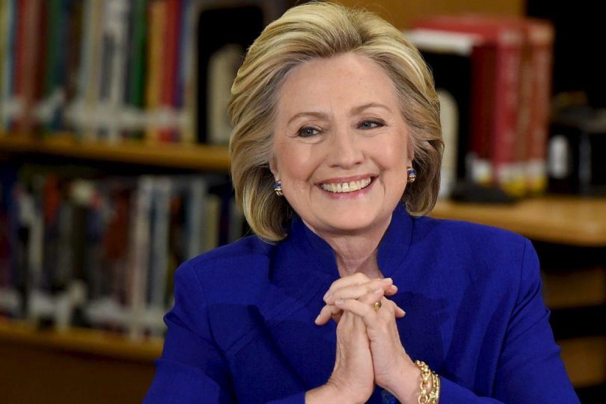 Hillary Clinton se une a Instagram. Foto:Getty Images