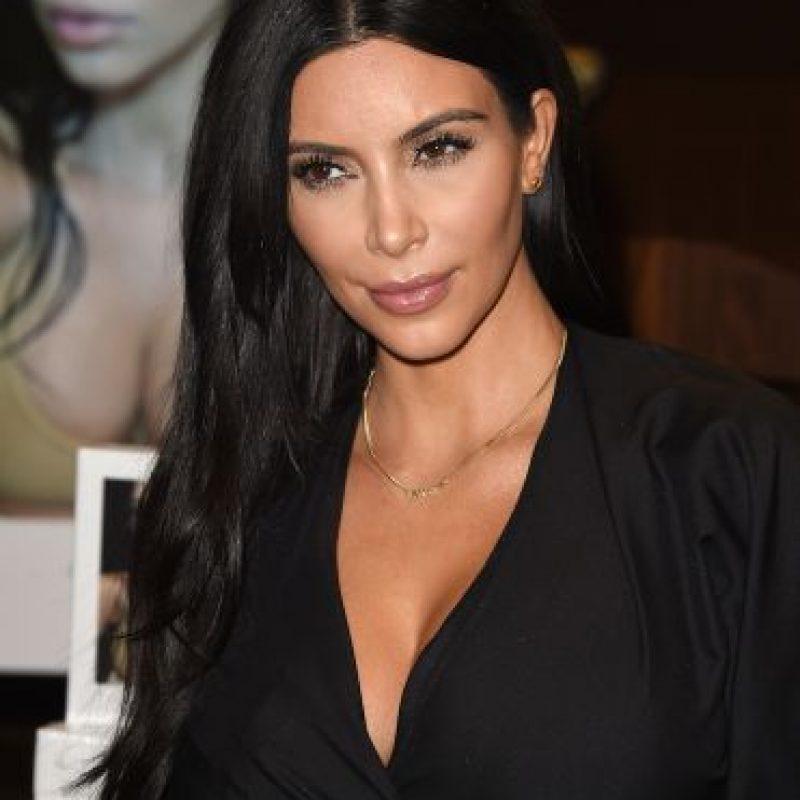 Kim Kardashian tuvo que pedir disculpas en Twitter. Foto:Getty Images