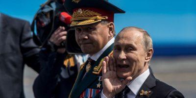 """""""Esta región estuvo principalmente dominada por Ucrania durante 2014"""". Foto:Getty Images"""