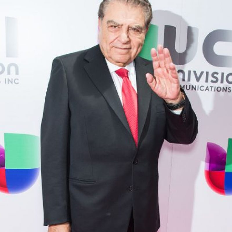 15. Don Francisco. Foto: vía Getty Images