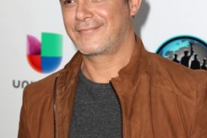 12. Alejandro Sanz. Foto:vía Getty Images