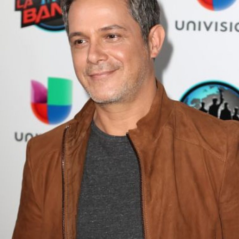 12. Alejandro Sanz. Foto: vía Getty Images