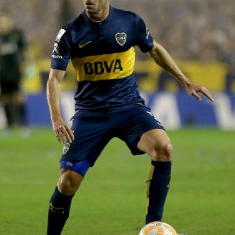 Fernando Gago (Boca Juniors, Argentina) Foto: Getty Images