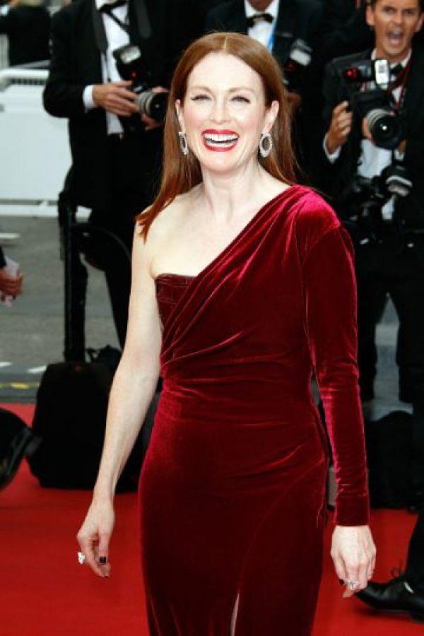 Ganó el Oscar este año. Foto:vía Getty Images