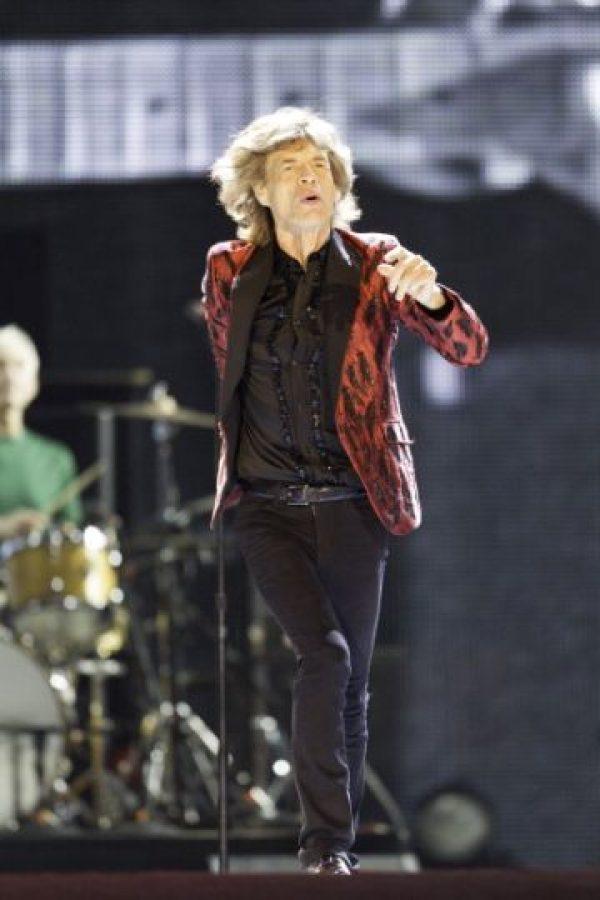 La banda continúa realizando giras Foto:Getty Images