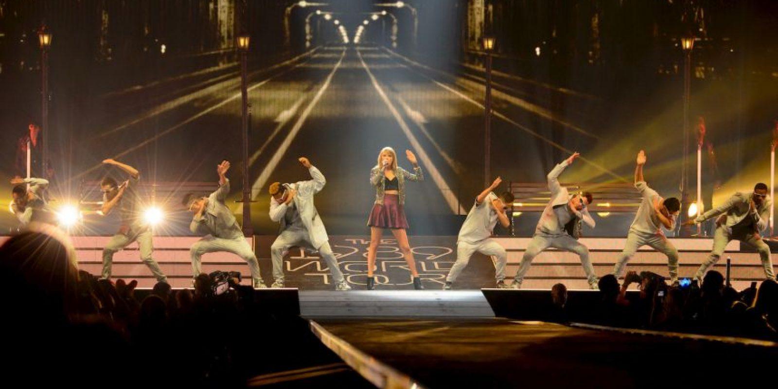 """Su más reciente video """"Bad Blood"""" fue estrenado durante la noche de los Billboard Music Awards a nivel mundial. Foto:Getty Images"""