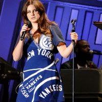 4. El de Lana del Rey. Foto:vía Getty Images