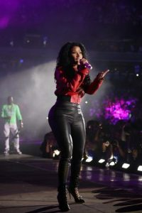 3.Nicki Minaj. Foto:vía Getty Images