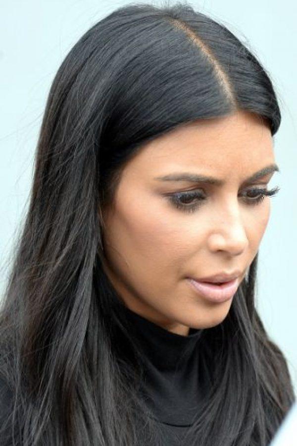 1. El de Kim Kardashian. Foto:vía Getty Images