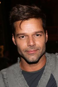 2. Ricky Martin. Foto: vía Getty Images