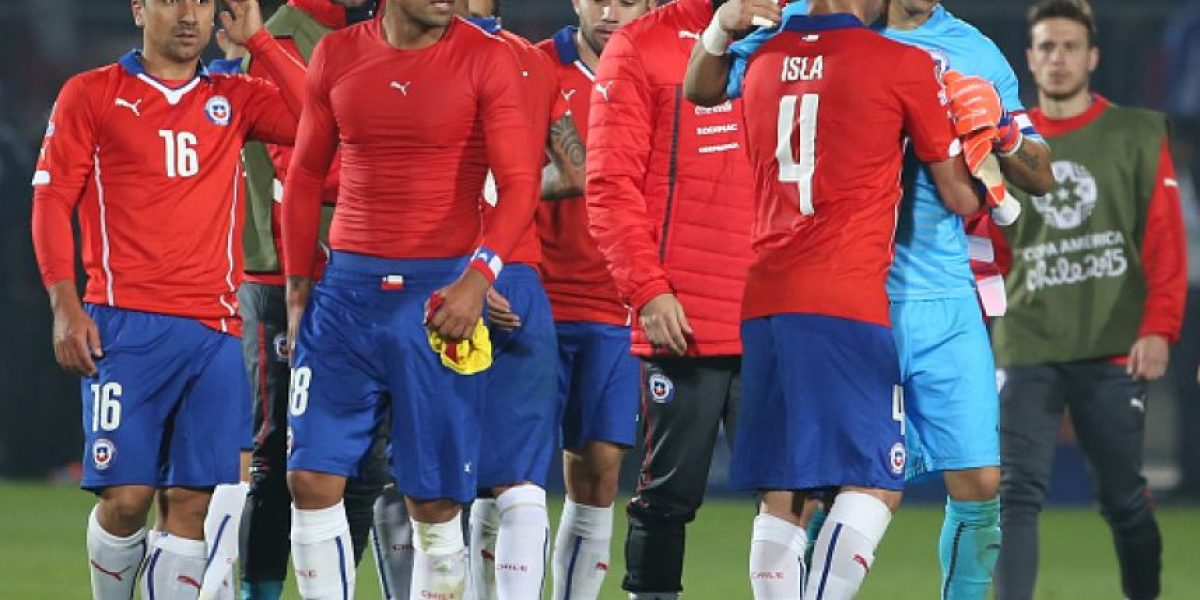 EN VIVO: Chile vs. México,