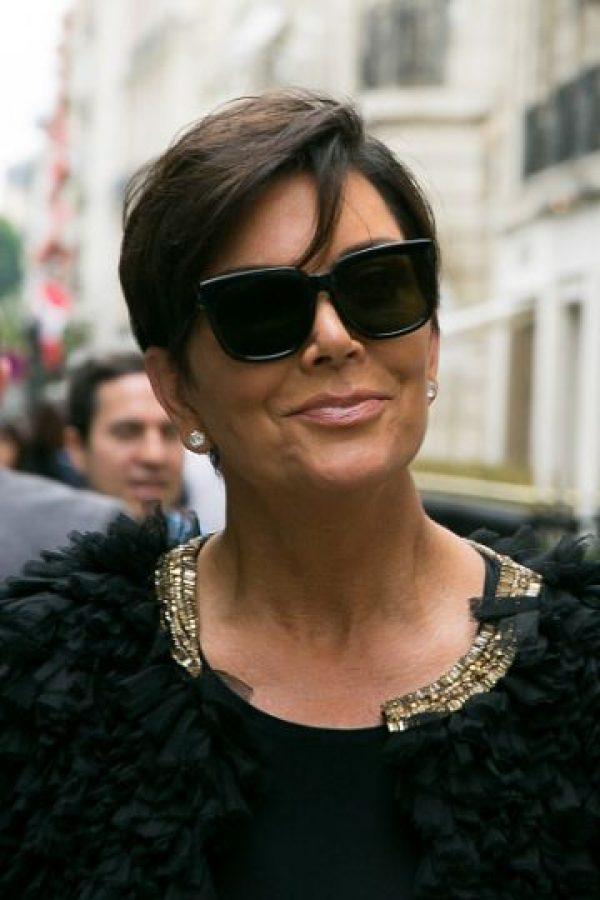Kris, a la moda, en París. Foto:vía Getty Images