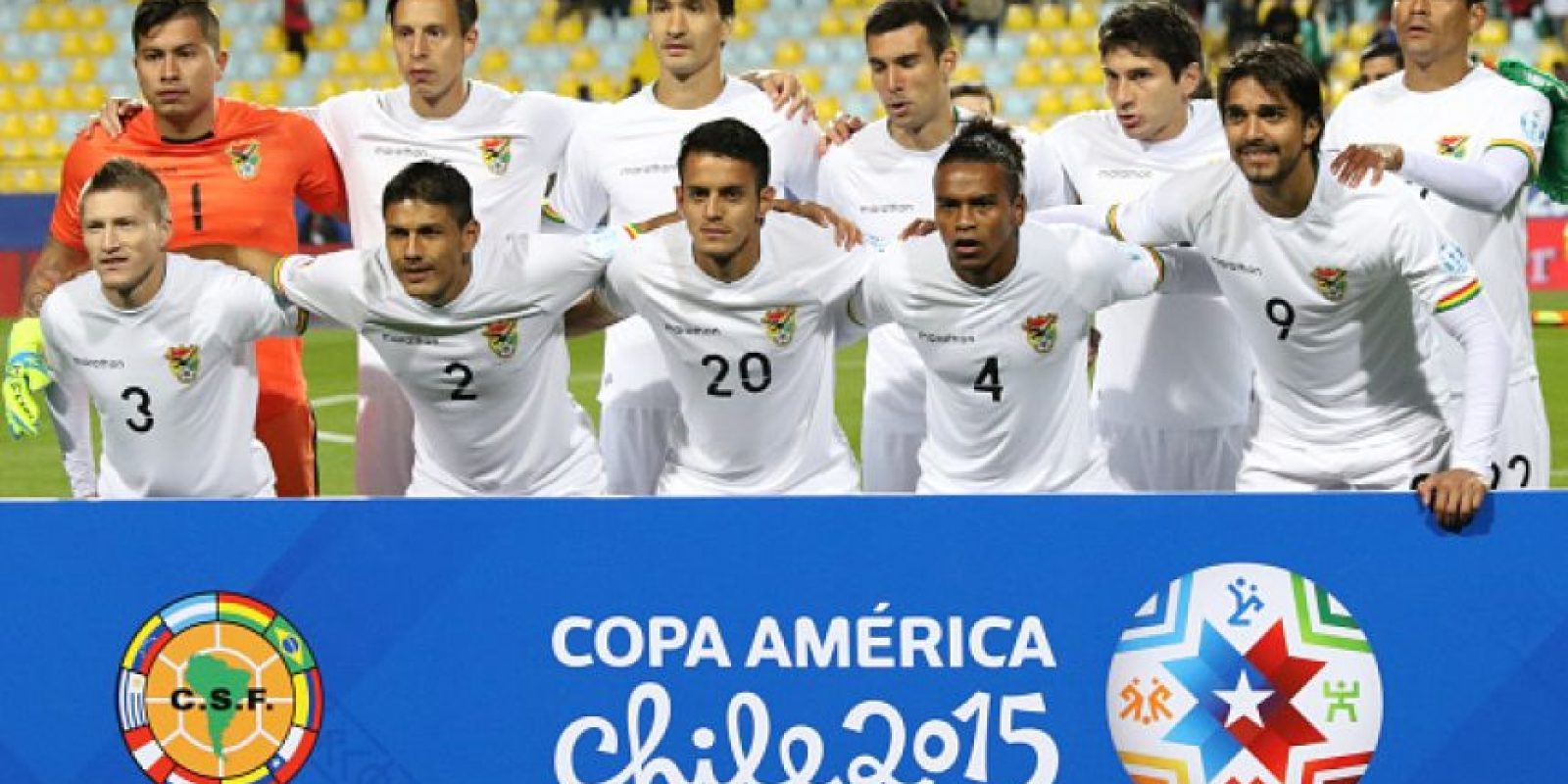 En tanto, Bolivia sumó un punto en la primera jornada de la Copa América. Foto:Getty Images