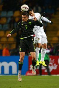 Y consiguieron un empate que los deja con buenas posibilidades de seguir avanzando en el torneo. Foto:Getty Images