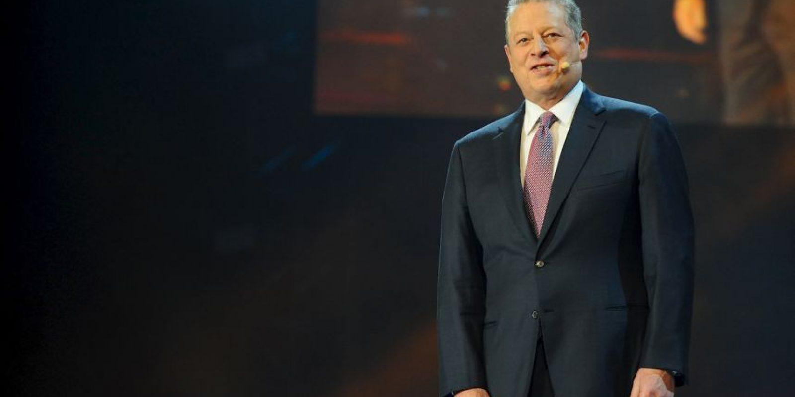 5. Al Gore Foto:Getty Images