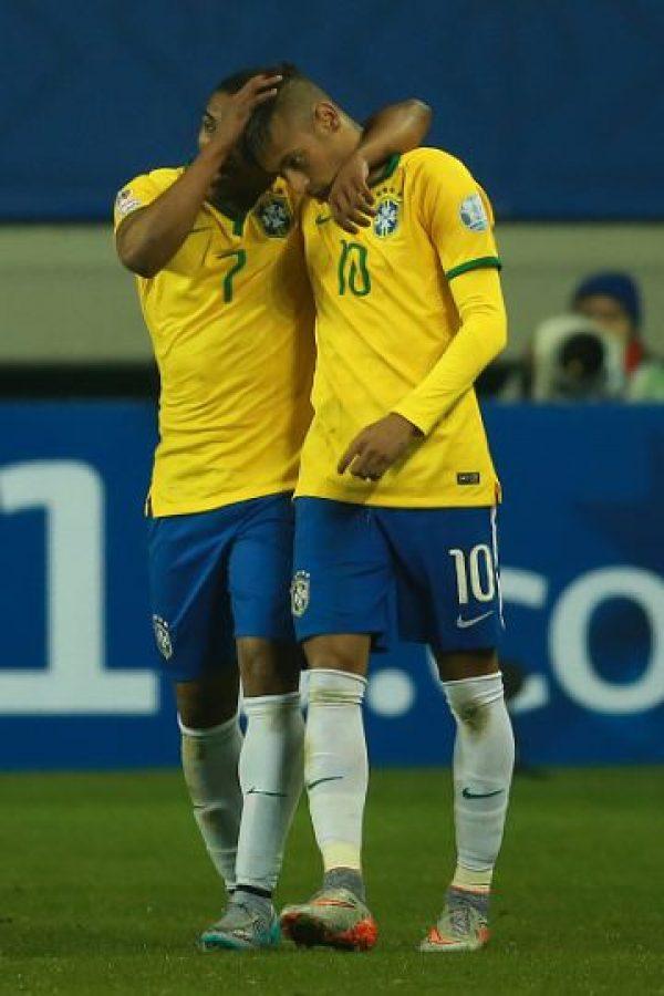 """5. Su última """"joya"""" en la Copa América Foto:Getty Images"""