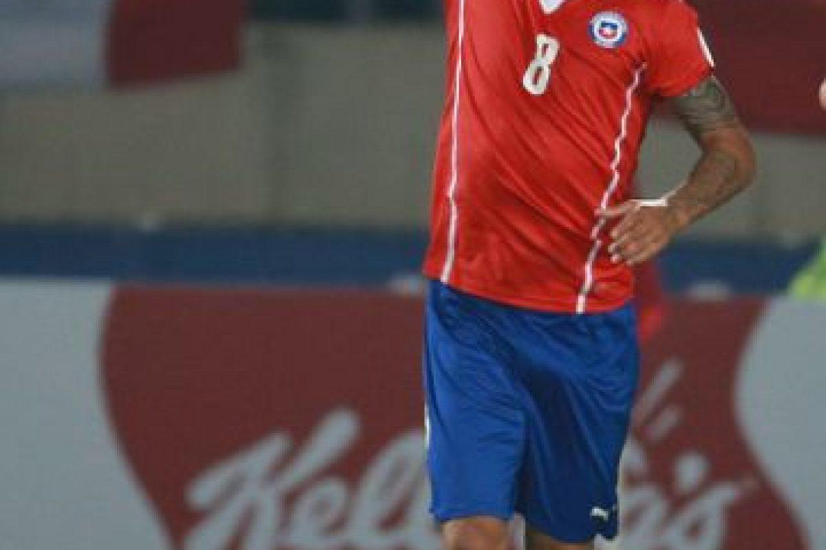 Sin embargo, al momento del choque, Vidal iba alcoholizado. Foto:Getty Images