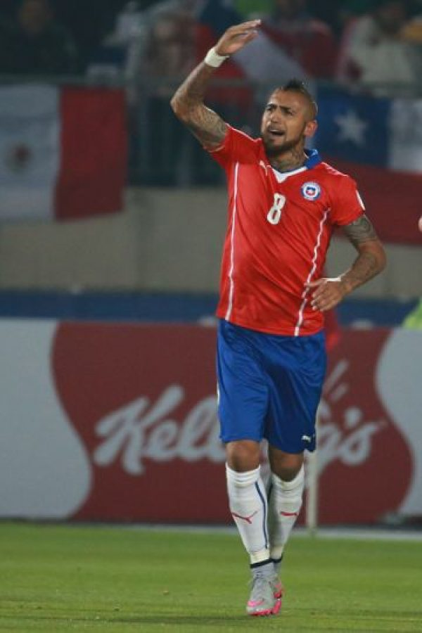 Sin embargo, al momento del choque, Vidal iba alcoholizado. Foto: Getty Images