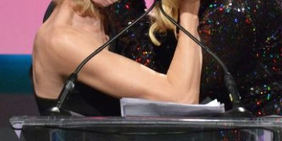 Naomi Watts y Nicole Kidman se besaron