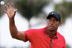 17. Tiger Woods @TigerWoods (Golf/Estados Unidos): 27 mil 728 dólares por tuit. Foto: Getty Images