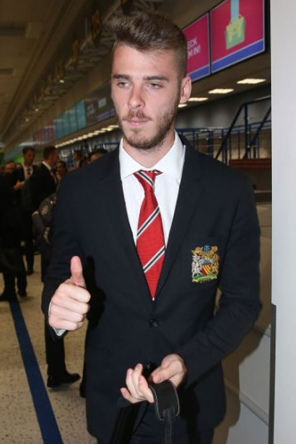 Todo apunta a que David de Gea permanezca en el club de Louis Van Gaal. Foto: Getty Images
