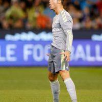 Cristiano Ronaldo es la máxima figura del Real Madrid en la actualidad. Foto:Getty Images