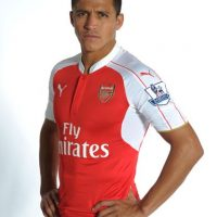 Alexis Sánchez (Arsenal/Chile) Foto: Getty Images