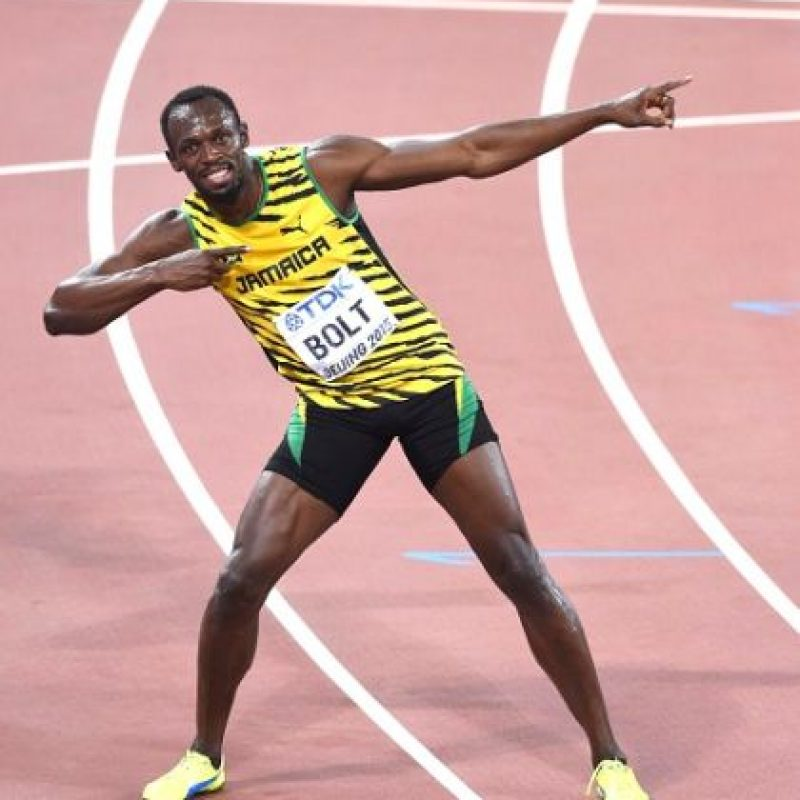 Usain Bolt recuperó su trono. Foto:Getty Images