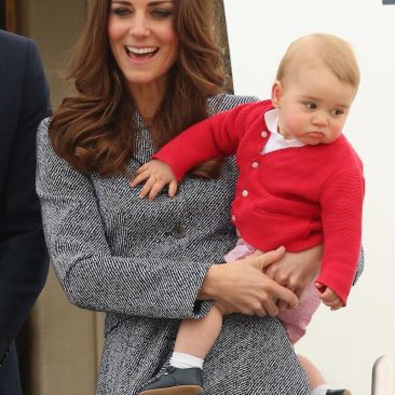 8. Se ha indicado que luego de parto la pareja real se quedará en al Palacio de Kensington en Londres. Posteriormente se moverán a si residencia de campo. Foto:Getty Images