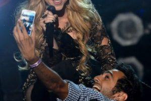 Shakira: La cantante colombiana nació el 2 de febrero de 1977 y tiene 38 años de edad. Foto:Getty Images