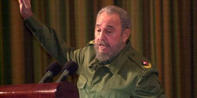 Lugar de nacimiento: Birán, Cuba Foto:Getty Images