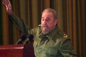 Fidel Castro, recién cumplió 89 años. Nació el 13 de agosto de 1926, en Birán, Cuba Foto:Getty Images