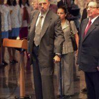 Nombre completo: Fidel Alejandro Castro Ruz Foto:Getty Images