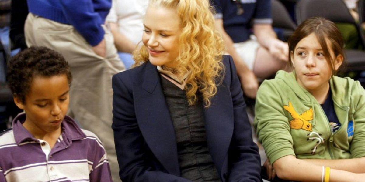 Así han crecido Connor e Isabella, los hijos de Nicole Kidman y Tom Cruise