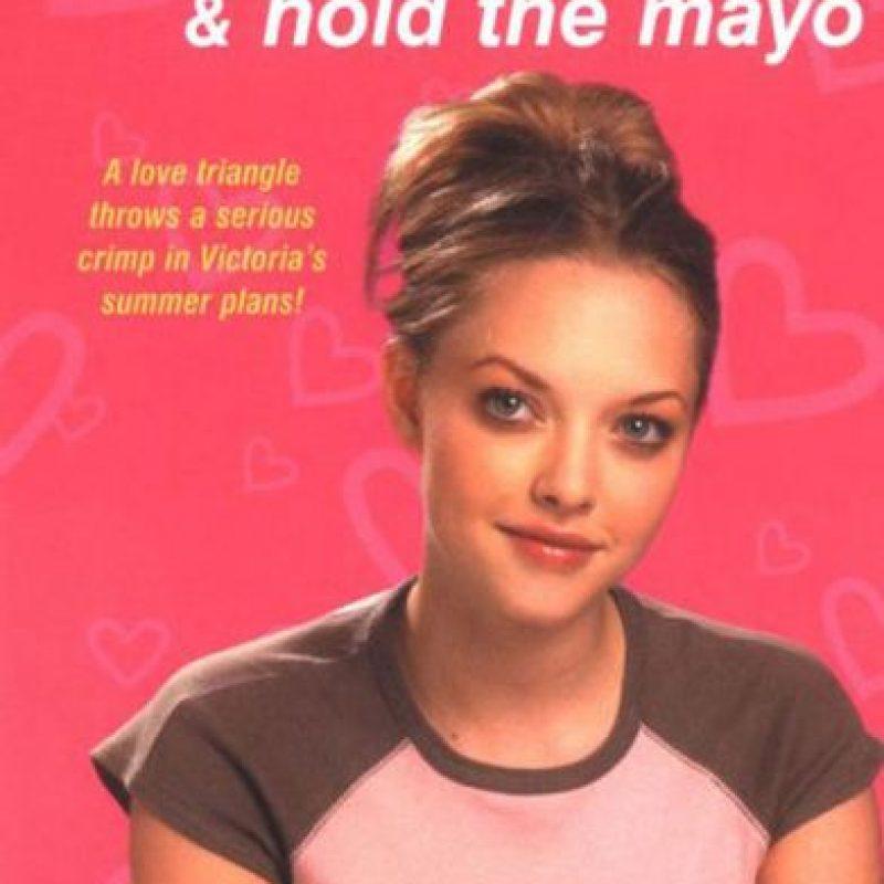 Apareció en novelas para jóvenes. Foto:vía Victoria Martin Trilogy