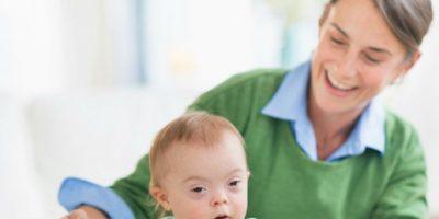 """""""No le digan a la madre que por tener Síndrome de Down el niño será tal cosa o tal otra. Es como es"""". Foto:vía Getty Images"""