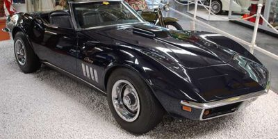CHEVROLET CORVETTE STINGRAY 1969 Foto: Wikimedia